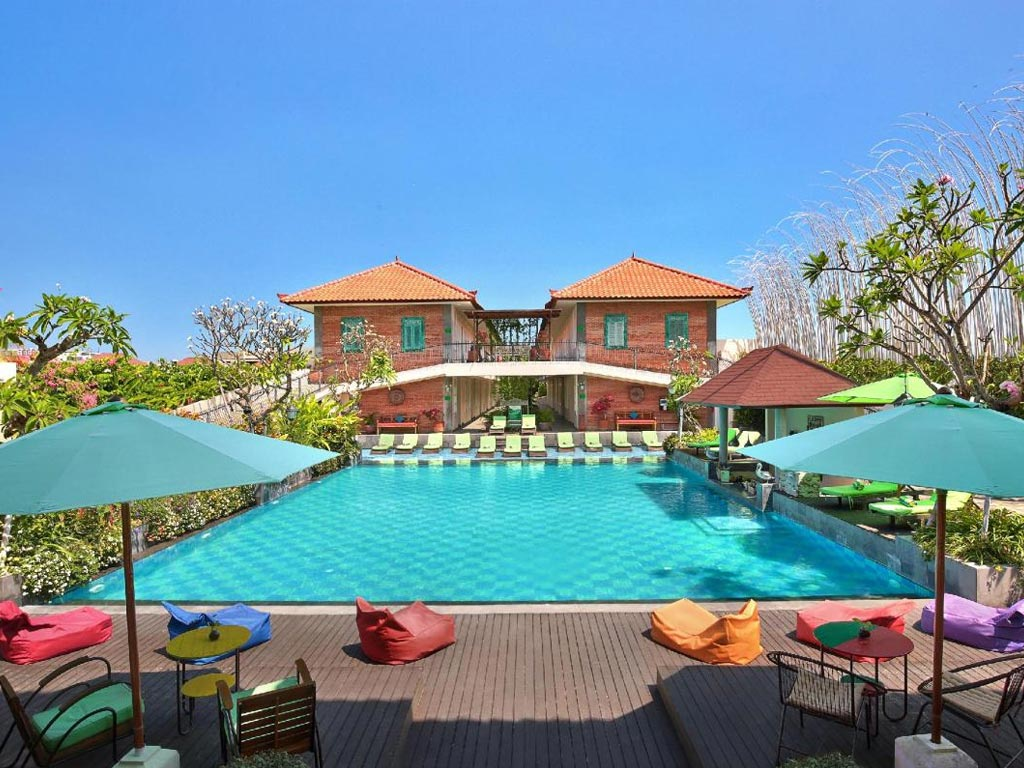 Maison At C Boutique Hotel Amp Spa Bali Getaway Indonesia